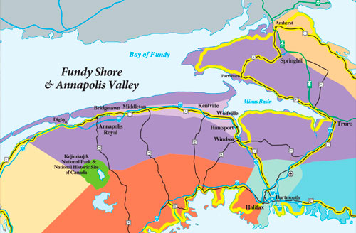 Fundy-Shore