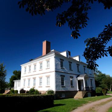 Prescott House Museum & Garden