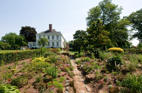 Prescott-House-Garden-side-garden
